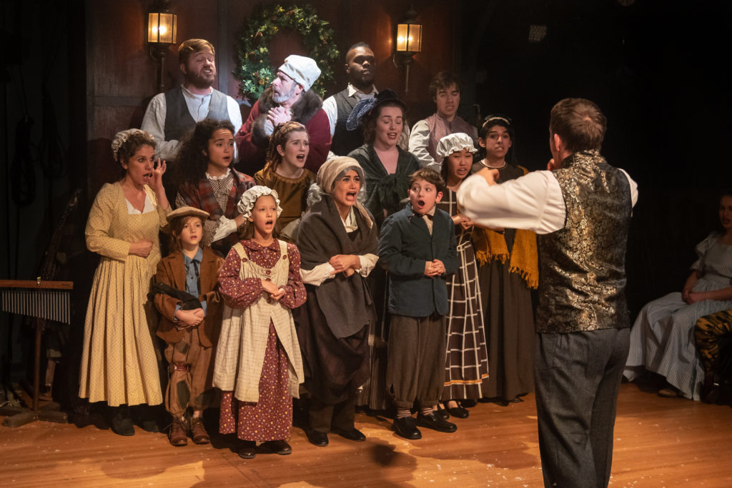 PPH A Christmas Carol 2019-Photo Brud Giles-ensemble.carolers
